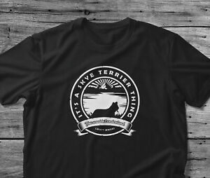 Skye Terrier T Shirt Dog Owner Gift It's A Thing You Wouldn't Understand