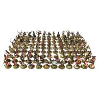 Zulu warriors - 28mm - Painted