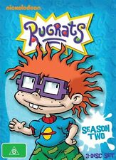Rugrats : Season 2 (DVD, 2013, 3-Disc Set)