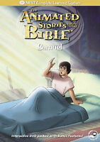 Animated Stories from the Bible - Samuel (DVD, 2008)