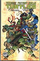 Teenage Mutant Ninja Turtles Classics 4 TPB GN IDW 2013 NM 32 33 37 Ring
