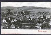 alte Ansichtskarte Osterode am Harz