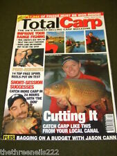TOTAL CARP - IMPROVE YOUR RANGE FISHING - APRIL 2004