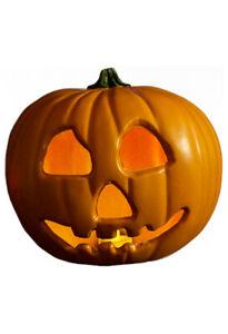 Trick or Treat Studios HALLOWEEN II Light Up Pumpkin Prop NEW