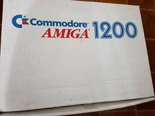 COMMODORE AMIGA 1200 - BOXED - OVP