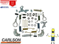 Complete Rear Brake Drum Hardware Kit for Ford LTD Crown Victoria 1987-1991