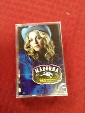 Madonna Music (Warner Bros 2000) Cassette Tape, Free Shipping