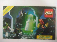 RARE Vintage 1980's LEGOLAND Catalog Original Lego Great Collectible #1