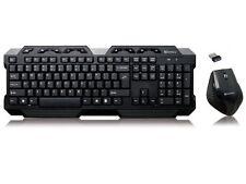 NEU: Sandberg Wireless Tastatur Mouse Keyboard Budget Gamer Set, QWERTY, 630-10