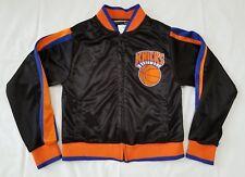 Boys Medium Multicolor NBA Hardwood Classics Reebok NY Knicks Jacket preowned