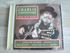 country CD jazz pop folk *EX+*CHARLIE LANDSBOROUGH john lennon sting rod stewart