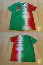 Youth Mexico #3 XL (14/16) Soccer Futbol Jersey