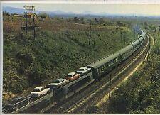 CP Train - Train Auto-couchettes - Chemins de Fer Français IV