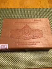 WOOD Cigar BOX La Flor de Maria Mancini   HONDURAS DeGaulle