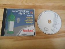 CD Jazz Lucky Thompson - Street Scene (20 Song) VOGUE / BERTELSMANN