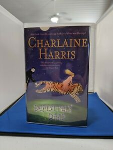 DEFINITELY DEAD by Charlaine Harris, First Edition Hardcover