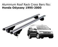 Aluminium Roof Rack Cross Bars fits Honda Odyssey with existing rails 1995-2000