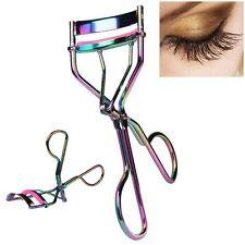 Beauty Cosmetic Makeup Tool Eyelash Curler Tweezers Curling  Clip Big Eye