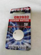 Baterías desechables pilas de botón Maxell de litio para TV y Home Audio