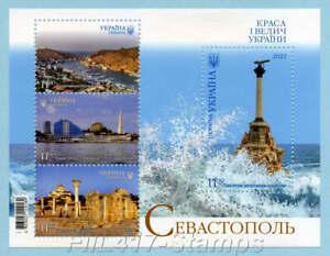 2021 Ukraine. Sevastopol sity - Beauty and greatness of Ukraine.