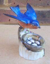 ROYAL ADDERLEY American Bluebird Figurine
