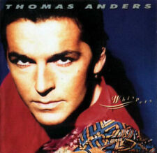 Thomas Anders - Whispers ( AUDIO CD in JEWEL CASE )