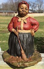 "Tom Clark 1983 Gnome Figurine ""Hattie"" by Cairn Studio Ed. #80"
