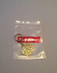 Supreme Go F*uk Yourself Keychain