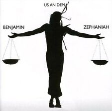 US an Dem 5013929140622 by Benjamin Zephaniah CD
