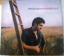 Aviones De Cristal von Alex Ubago (2006) Deluxe Version CD & DVD
