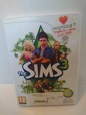 Sims - set of two games for Nintendo Wii