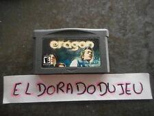 ELDORADODUJEU > ERAGON Pour NINTENDO GAME BOY ADVANCE US ANGLAIS**