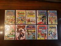 Lot of Archie Comics #20 CHRISTMAS STOCKING 1963 JOSIE Christmas Spectacular 159