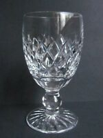WATERFORD CRYSTAL BOYNE WHITE WINE GLASSES - SIGNED (Ref3197/4903)