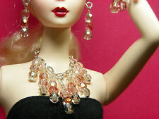 S791 Doll Jewelry Silkstone Barbie Fashion Royalty