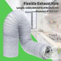 1.5M / 2M / 3M / 5M / 6M/8M Flexible Exhaust Hose Vent Tube For Air Conditioner