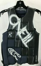 O'NEILL CHECKMATE WATERSKI WAKEBOARD  COMP VEST COLOR BLACK SIZES: SM, M NEW!!!