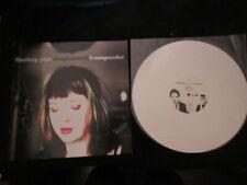 Fleeting Joys Despondent Transponder EU White Vinyl LP Signed Copy Shoegazer