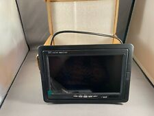 """Pillow 7"""" TFT LCD Color Monitor for Dash Car Truck Vehicle Back-Up Camera Used"""