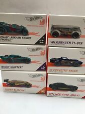 Hot Wheels ID 2018 Uniquely identifiable Vehicles  Limited Edition