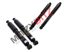 FRONT & REAR SHOCK ABSORBERS for MITSUBISHI SHOGUN SPORT CHALLENGER 1996-2009