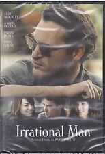Dvd **IRRATIONAL MAN** di Woody Allen nuovo 2015