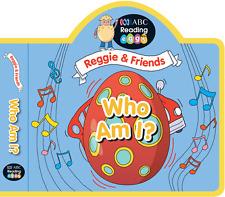 ABC Reading Eggs - Reggie & Friends Puzzle Books - Who Am I?