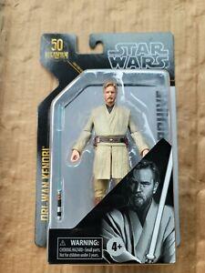 "Star Wars The Black Series Archive Obi-Wan Kenobi 6"" NEW"