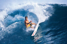 """Occy in Tahiti 8x12"""" Photo by Pete Frieden"""