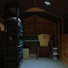 ad energia solare LED Casetta da giardino lampada
