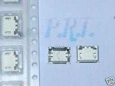 CONNETTORE RICARICA (2pezzi) MICRO USB PER nokia C5 5MP, 701  X7-00 N86 8MP, N85