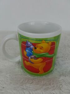 Disney Winnie The Pooh And Friends Piglet & Tigger Porcelain Mug-Great Condition