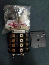 Electroswitch 24204b Automan Switch New In Box