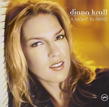 Diana Krall-One Night in Paris - Uk Special Edition With Bonus Track CD NEW